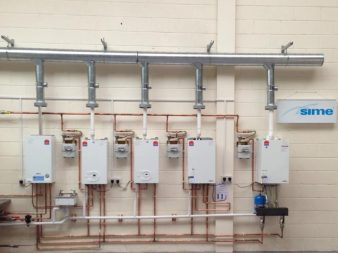 Boiler training centre setup